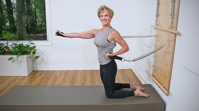Intermediate Spring Wall Workout with Sheri by John Garey TV