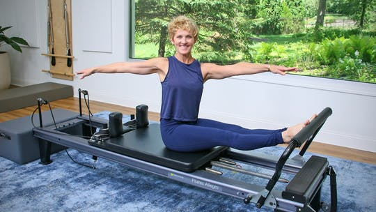 Beginner Reformer Progressive Series with Sheri 7 by John Garey TV