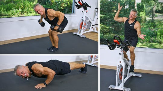 Cycle - Chest and Back - Stretch 8-28-20 by John Garey TV