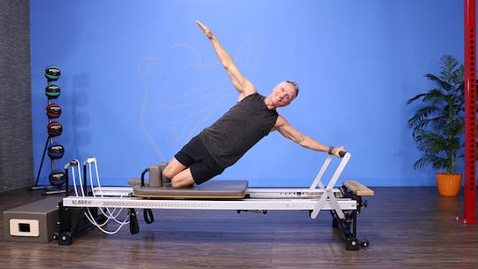 Intermediate Reformer Workout 11-6-17 by John Garey TV, powered by Intelivideo