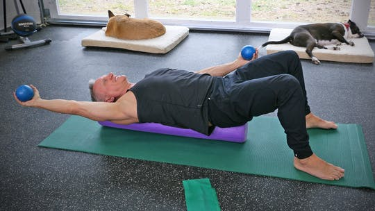 20 Minute Workout Series - Mobility Program by John Garey TV, powered by Intelivideo