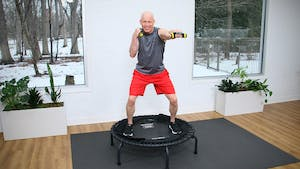 Trampoline Power Workout 2 by John Garey TV