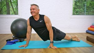 Advanced Reformer Exercises on the Mat with Props by John Garey TV