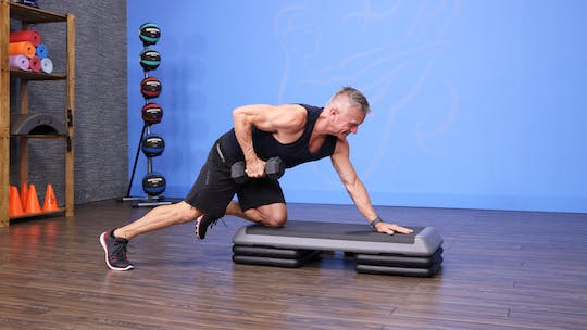 Beginner Upper Body Strength Workout 12-8-17 by John Garey TV