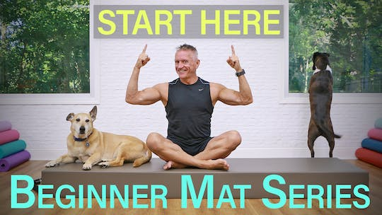Instant Access to Intro to the Beginner Mat Series - Start Here! by John Garey TV, powered by Intelivideo