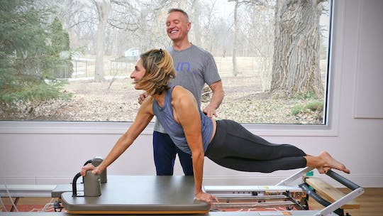 Advanced Reformer Series - Workout 3 by John Garey TV, powered by Intelivideo