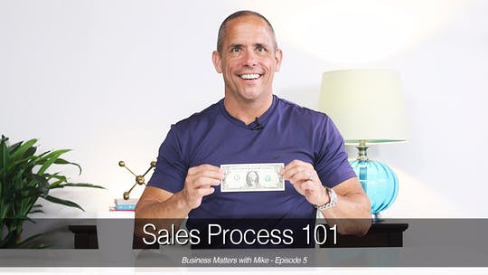 Instant Access to Business Matters - Sales 101 by John Garey TV, powered by Intelivideo