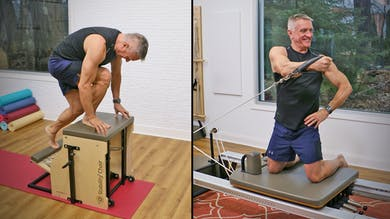 Intermediate Athletic Reformer and Chair 1-7-19.mp4 by John Garey TV