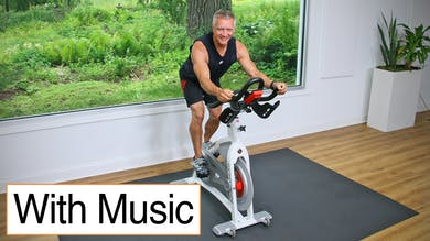 Cycle-Core-Stretch with Music 7-24-20 by John Garey TV