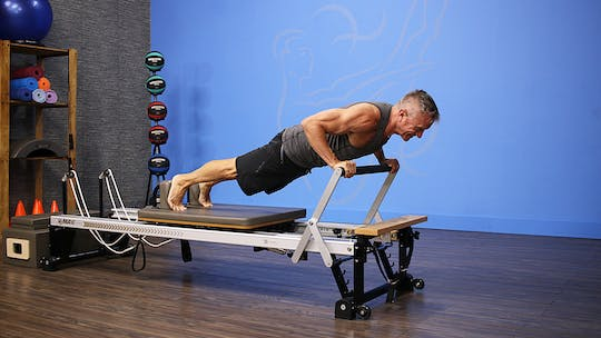 Programming for Athletes - Upper Body Reformer - 6_26_17 by John Garey TV, powered by Intelivideo