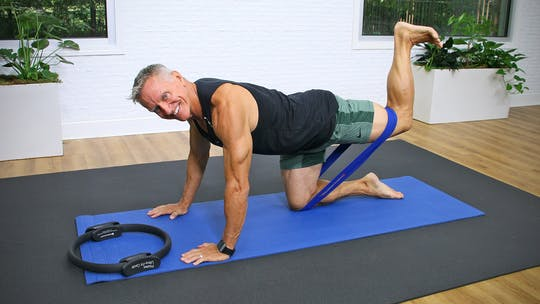 20 Minute Mat Series - Abs, Glutes, and Thighs Focus by John Garey TV