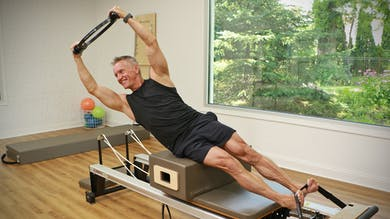 Summer Body Reformer Sculpt Workout 1 by John Garey TV