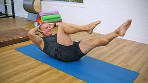 20 Minute Mat Series - Beginner Athletic Mat Workout by John Garey TV