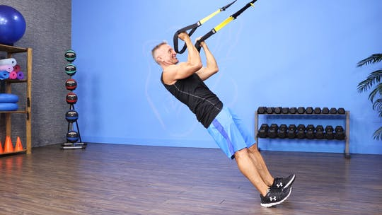 TRX and Med Ball Workout 10-28-16 by John Garey TV, powered by Intelivideo