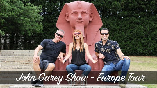 JGS Europe Tour by John Garey TV