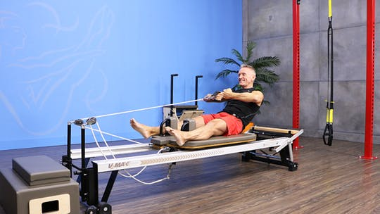 Intermediate Reformer Workout - 7_11_16 by John Garey TV, powered by Intelivideo