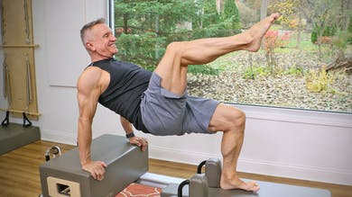 20 Minute Reformer Series - Intense Reformer Workout 2 by John Garey TV