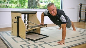 20 Minute Chair Series - Intermediate Workout 2 by John Garey TV