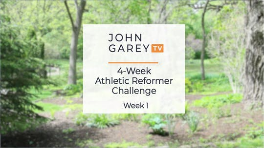 Week 1 by John Garey TV