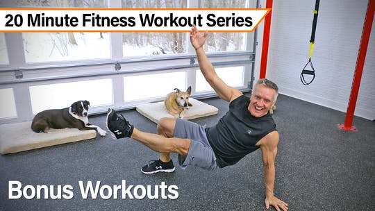 Bonus Workouts by John Garey TV