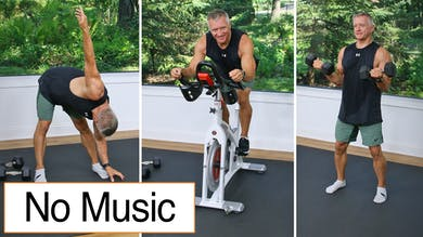 Cycle - Shoulders and Arms - Stretch No Music 8-21-20 by John Garey TV