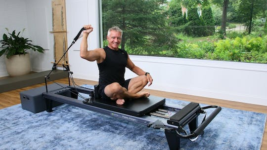Reformer Mobility Workout 8-10-20 by John Garey TV