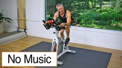 Cycle-Glutes and Thighs-Stretch No Music 7-31-20 by John Garey TV