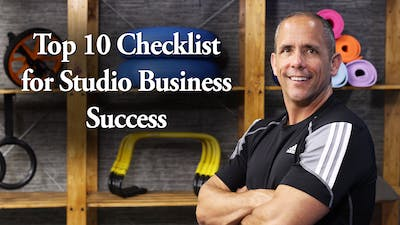 Top 10 Checklist for Studio Business Success by John Garey TV