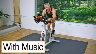 Cycle-Glutes and Thighs-Stretch with Music 7-31-20 by John Garey TV