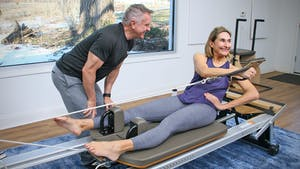 Athletic Reformer with Patty 3-2-20 by John Garey TV