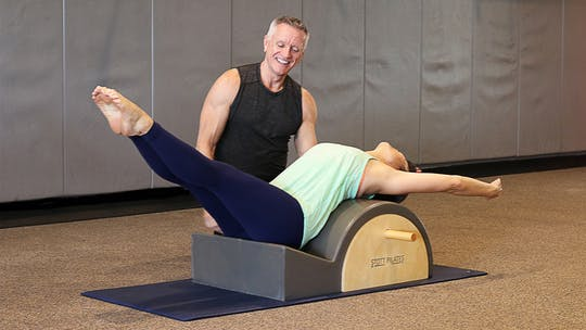 Spine Corrector Workout with Raina 2-21-18 by John Garey TV