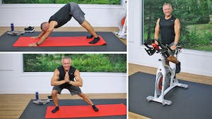 Cycle - Body Weight Workout 9-4-20 by John Garey TV