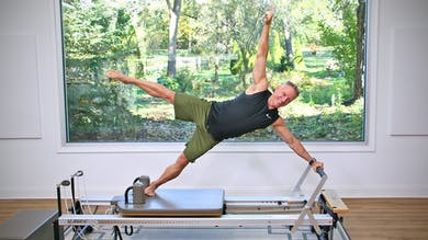Advanced Reformer Workout 10-28-19 by John Garey TV
