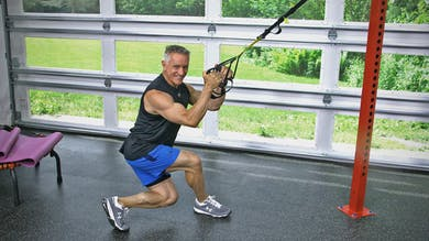 Glute Focused Workout with TRX 6-12-20 by John Garey TV