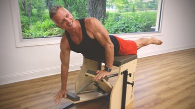 Back to Basics Reformer and Chair Workout 06-19-18 by John Garey TV
