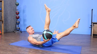 8-17-16 Mat and Med Ball Workout by John Garey TV