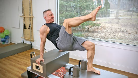 Reformer Circuit - Glutes, Thighs, and Core 3-25-19 by John Garey TV