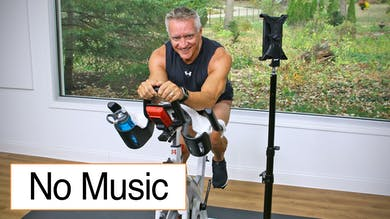 20 Minute Workout Series - Cycle No Music 3 by John Garey TV