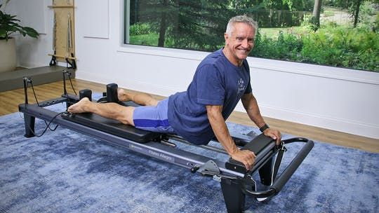 20 Minute Reformer Mobility - Lower Body Focus 8-31-20 by John Garey TV