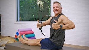 Intermediate Mat Series - Workout 2 - Fitness Circle by John Garey TV