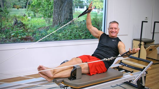 20 Minute Reformer Series - Beginner Workout 2 by John Garey TV