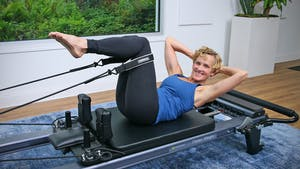 Beginner Reformer Progressive Series with Sheri - Workout 10 by John Garey TV