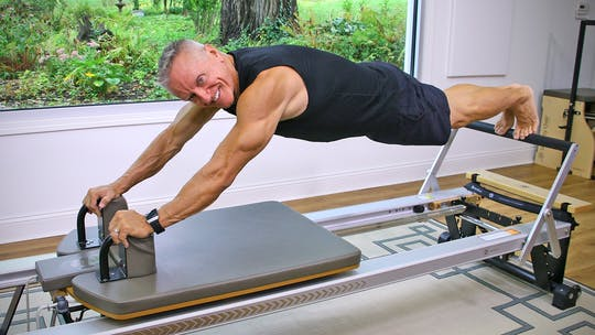 Intermediate Reformer Workout 9-23-19 by John Garey TV