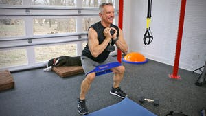 Instant Access to 20 Minute Workout Series - Glutes and Core Workout 3 by John Garey TV, powered by Intelivideo