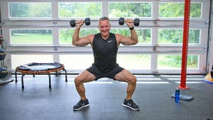 20 Minute Fitness Series - Strength Circuit with Weights 4 by John Garey TV