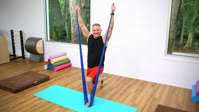 Week 1 - Day 3: Summer Body Mat - Sculpt with Resistance Band by John Garey TV