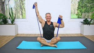 5 Minute Workout Series - Pilates Mat Upper Body Workout 1 by John Garey TV