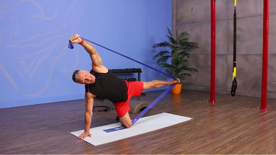 Instant Access to Ranch Mat Series - Level 2, Workout 6 by John Garey TV, powered by Intelivideo
