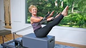 Advanced Reformer with Sheri 8-24-20 by John Garey TV