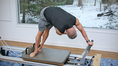 Intermediate Reformer Workout 1-13-20 by John Garey TV